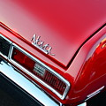 1971 Chevy Nova - Red by Paul Ward