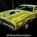 1971 Dodge Charger Superbee - Electric by Chris Flees