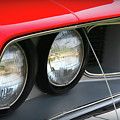 1971 Plymouth Barracuda Cuda Red  by Gordon Dean II