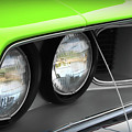 1971 Plymouth Barracuda Cuda Sublime Green by Gordon Dean II