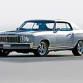 1972 Chevrolet Monte Carlo by Dave Koontz
