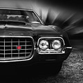 1972 Ford Gran Torino, Sport Fastback by Hotte Hue