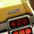 1972 Oldsmobile Cutlass 4-4-2 by Gordon Dean II