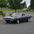 1972 Plymouth Roadrunner Grow by Mobile Event Photo Car Show Photography