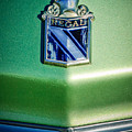 1973 Buick Regal Hood Ornament by Jill Reger