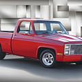 1973 Chevrolet C10 Fleetside Pickup II by Dave Koontz