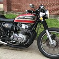 1973 Honda Cb750 by James Birce