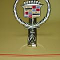 1976 Cadillac Eldorado Convertible Hood Ornament by Jill Reger