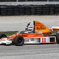 1976 Mclaren M23 F1 At Road America by Tad Gage