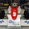 1979 Indy 500 Winning Car Of Rick Mears by Steve Gass