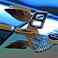 1980 Bentley Hood Ornament by Jill Reger