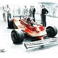 1980  Ferrari 312t5 by Artem Oleynik