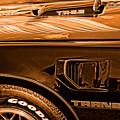 1980 Pontiac Trans Am by Gordon Dean II