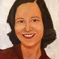 1980 Portrait by Deborah D Russo
