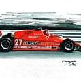 1981  Ferrari 126cx by Artem Oleynik