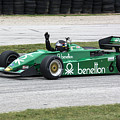 1983 Tyrrell 011 F1 At Road America by Tad Gage