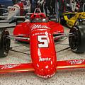 1985 Indy 500 Winner Danny Sullivan by Steve Gass