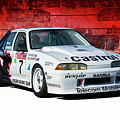 1989 Vl Commodore Walkinshaw by Stuart Row