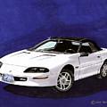 1995 Camaro Convertible by Jack Pumphrey