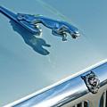 1995 Jaguar Xj6 Sedan Hood Ornament by Jill Reger