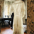 19th Century Wedding Dress by Susan Savad