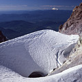 1m5140 Crater On Mt. Hood Or by Ed Cooper Photography