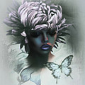 Sensual Beautiful Dahlia by G Berry