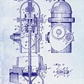 1903 Fire Hydrant Patent by Jon Neidert