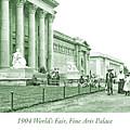 1904 World's Fair, Fine Arts Palace by A Gurmankin