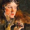 1920- Nikolay Feshin by Eloisa Mannion