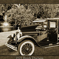 1924 Buick Duchess Antique Vintage Photograph Fine Art Prints 121 by M K Miller