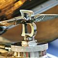 1927 Bentley 6.5 Litre Sports Tourer Hood Ornament by Jill Reger