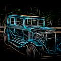 1931 Chevy Hot Rod  by Robert Kinser