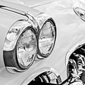 1959 Chevrolet Corvette Grille by Jill Reger