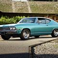 1968 Chevelle Malibu I by Dave Koontz