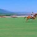 1998 World Polo Championship, Santa by Panoramic Images