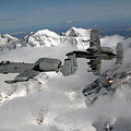 A-10 Thunderbolt IIs Fly by Stocktrek Images