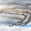 Aerostars Yak-50 Display Team by Angel Ciesniarska