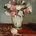 After Manet by Kathleen Hoekstra