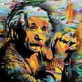 Albert Einstein.. - By Prar by Prar Kulasekara