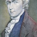 Alexander Hamilton by American School