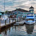 Alexandria Waterfront I by Steven Ainsworth