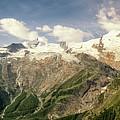 Allalin Panorama by James Billings