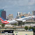 American Airlines by Dart and Suze Humeston