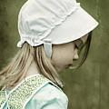 Amish Child by Stephanie Frey