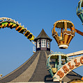 Amusement Park by Anthony Totah