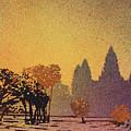 Angkor Sunrise by Ryan Fox