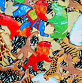 Animal Cookies by Madeline Ellis
