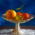 Apple, Lemon And Mandarins. Valencia. Spain by Juan Carlos Ferro Duque