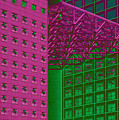 Architectural Abstract by Craig McCausland